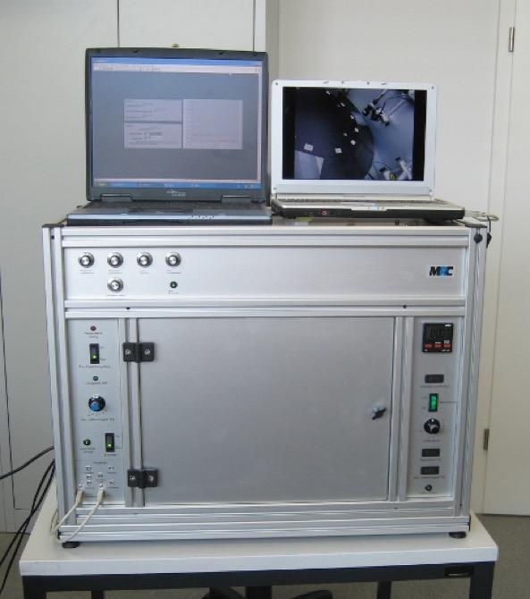 MRC Systems Photoaktivierung von anti bakteriellen oder